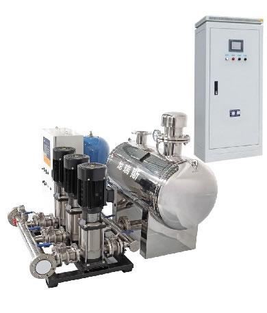 变频恒压供水设备 - 东莞市全富不锈钢水箱有限公司